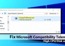 How to Turn Off Microsoft Compatibility Telemetry
