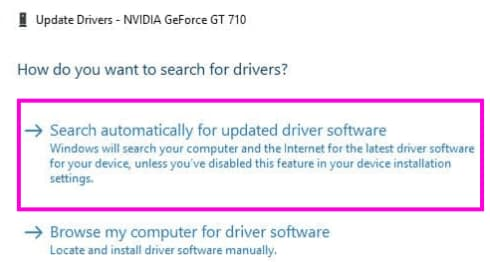 nvidia control panel missing windows 10 how to solve