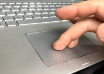 Touchpad Scroll Not Working