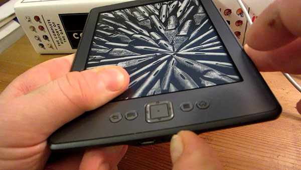 Kindle fire won't charge or not turn on
