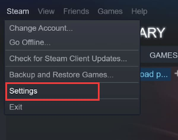 steam not recognizing installed game file