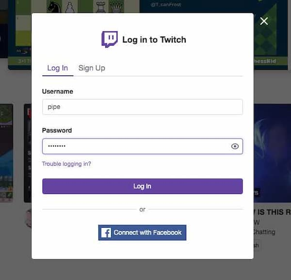 twitch app mods tab not loading