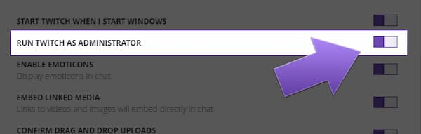 twitch mods page not loading