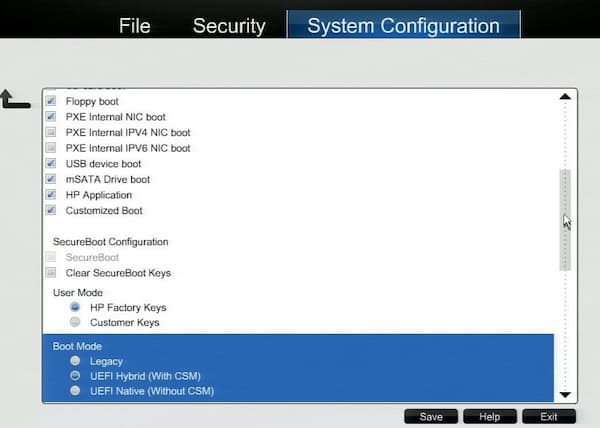 how to fix reboot and select proper boot device windows 10