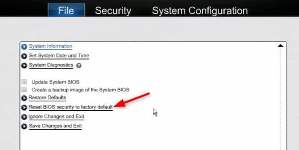 reboot and select proper boot device windows 10