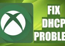xbox can't connect to dhcp server