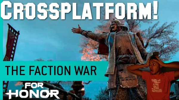for honor crossplay pc xbox