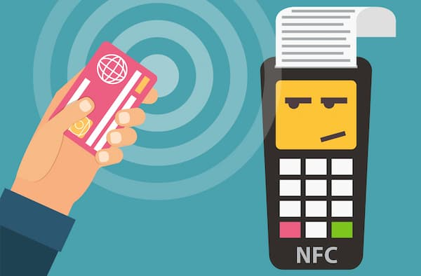no supported app for this nfc tag fix