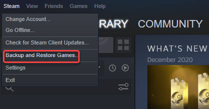 re-install steam without losing games reddit